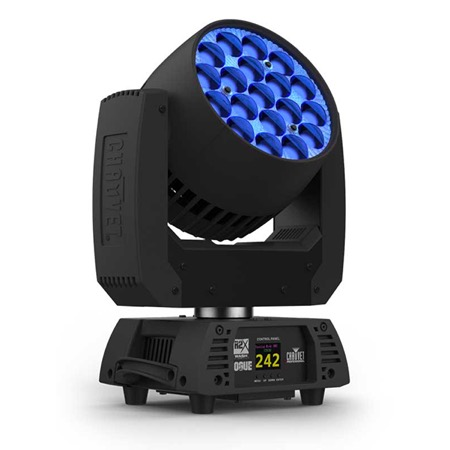 Lyre type Wash led 19 x 25 W RGBW zoom 11° à 51° Rogue R2XWASH Chauvet