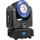 RUSH-MH10BEAMFX-Projecteur type Beam LED 60W RGBW + anneau RGB MH10 Rush by Martin