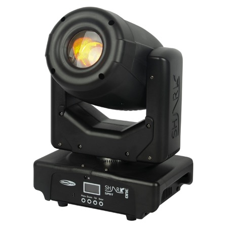 Projecteur asservi SHOWTEC Shark Spot One Led 60W Blanc