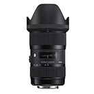 SIGMA-18-35-F18-Objectif zoom standard CANON EF-S 15-85mm f/3.5-5.6 IS USM