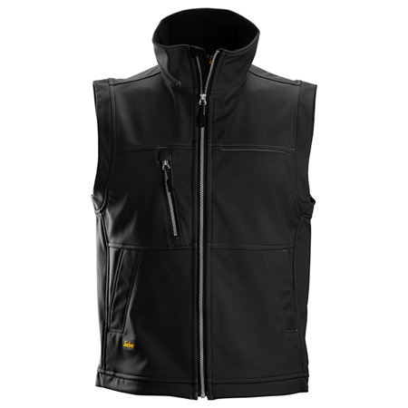 Gilet ou Softshell sans manches SNIKERS - Noir - XL