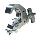T58205-Collier DOUGHTY Quick Trigger Clamp alu pour tube 38 à 51 mm