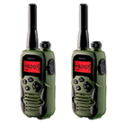 TWINTALKER9500-Kit de 2 talkie-walkie Twintalker 9500 TOPCOM, batteries et chargeurs