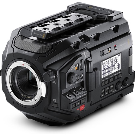 Caméra Blackmagic Design URSA Mini Pro 4.6K G2 Digital Cinema Camera