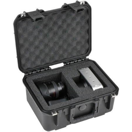 Valise SKB iSeries pour caméra Blackmagic Design Production Camera 4K