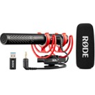 VIDEOMIC-NTG-Micro canon supercardioïde sur suspension pour cam Videomic NTG Rode
