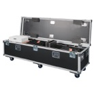 WENTEX-FC2-Flight-case DAP Audio pour le transport de WENTEX Pipe and Drape