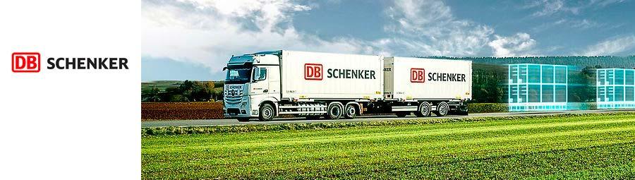 db schenker transporteur