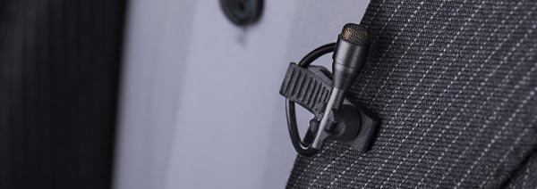 DPA micros accessoires lavalier cravate 4060