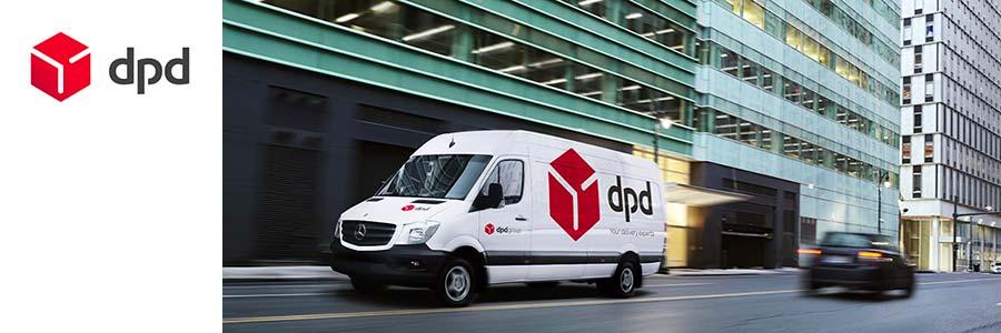 camion livraison DPD classic