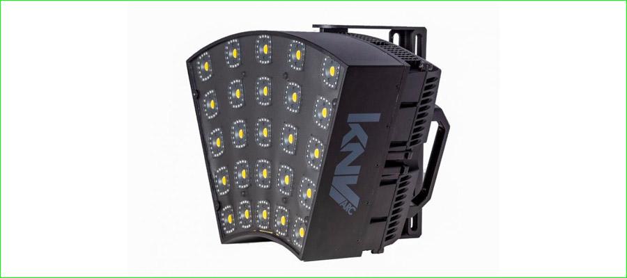 German Light Products GLP projecteurs matriçables pixels mapping