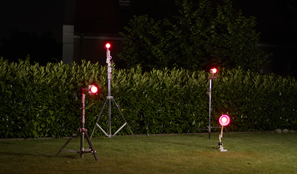 Ampoule Astera NYX Bulb shooting