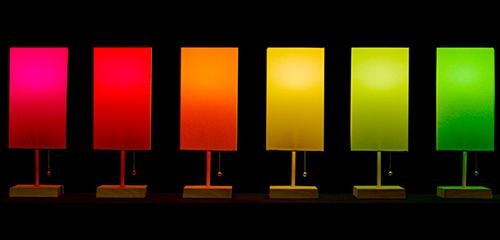 NYX Bulb ampoule Astera couleurs
