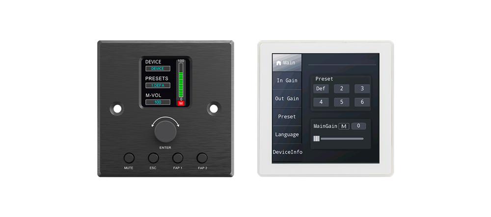 Accessoires pour matrices Audiocenter