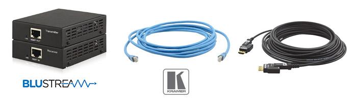 cables Blustream Kramer