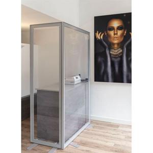 rideaux et écrans transparents de protection