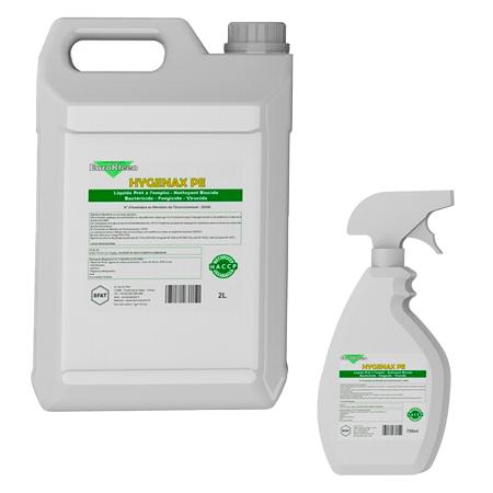 Desinfectant nettoyant eurokleen hygenax