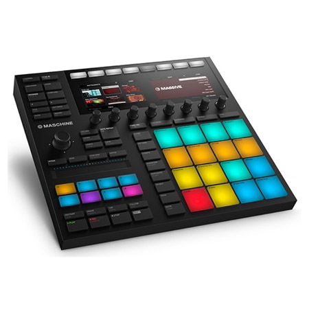 Maschine+ native instruments