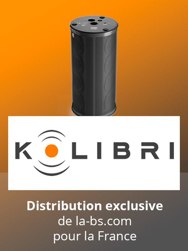 Kolibri systemes audio sans fil