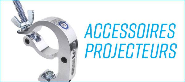 Accessoires projecteurs KUPO