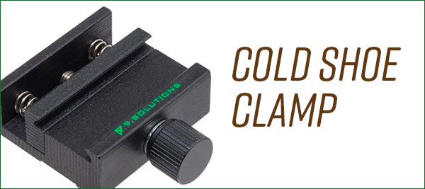 cold shoe clamp