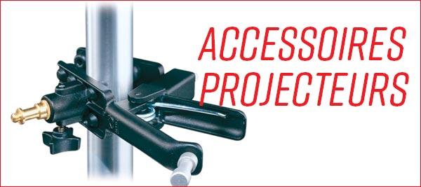 Accessoires pour projecteurs Manfrotto