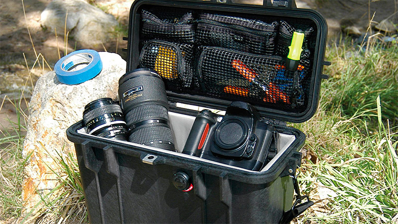 peli case pelican valise microcase